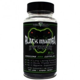 Black Mamba Hyperrush Innovative Diet Labs 90 kapsúl